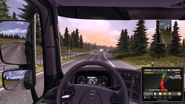 Euro Truck Simulator 2 PC Game - Free Download Torrent