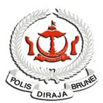 brunei police logo