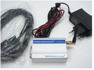 Modem Wavecom Serial Rp 435.000