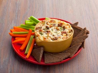 Swiss and Bacon Dip Superbowl Recipes