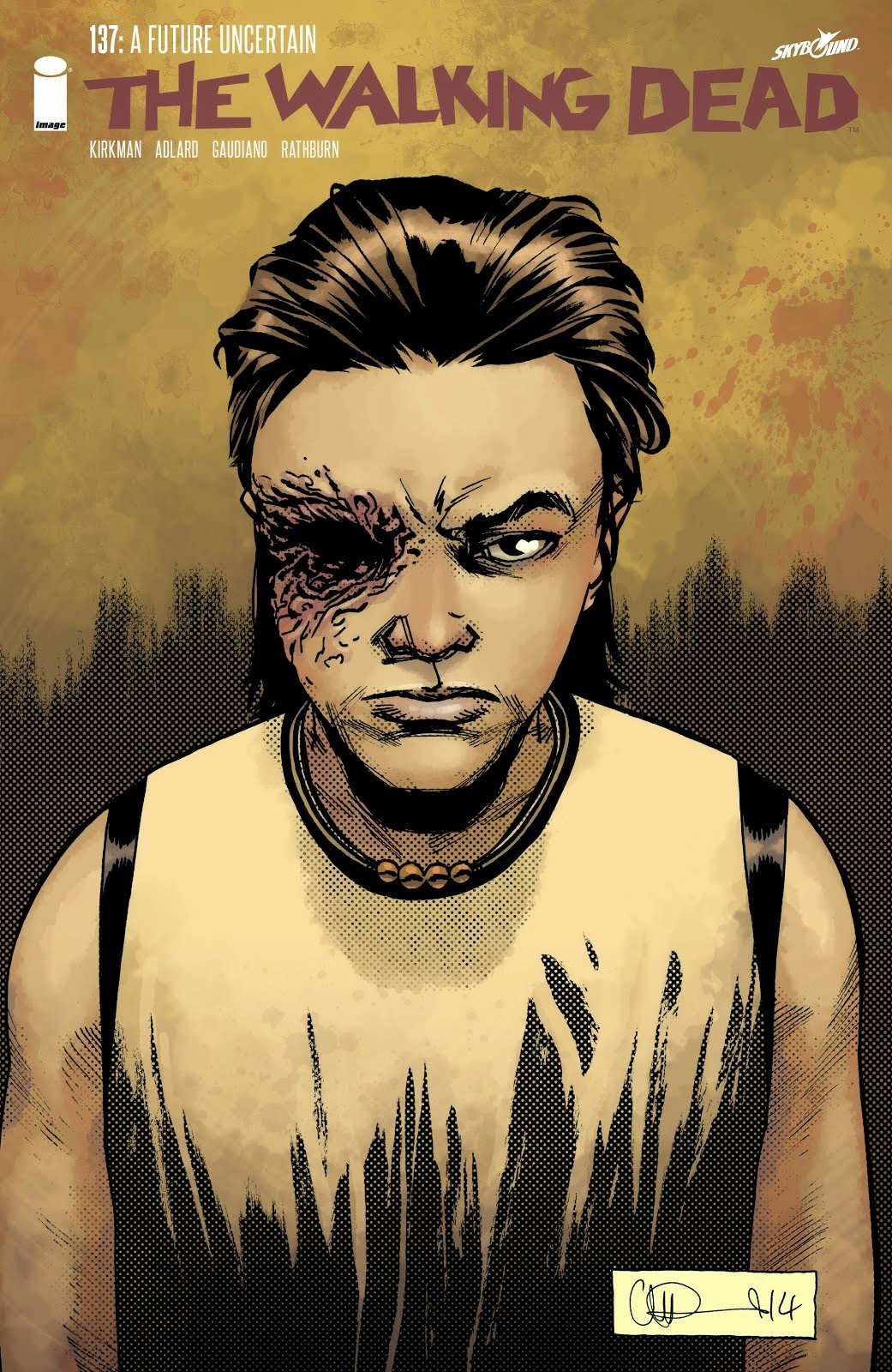 The Walking Dead Comics #137: A Future Uncertain