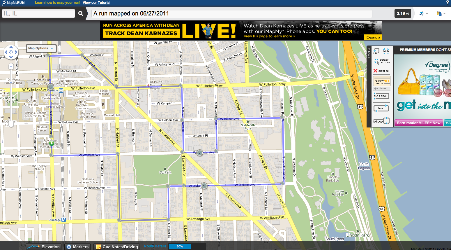 My Favorite Free Online Fitness Tools POWER SCULPT FITNESS BLOG - Map run distance free