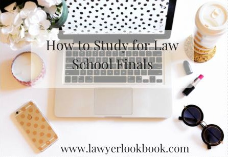 How to actually study law?