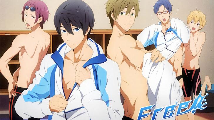 Free ! Anime Boys