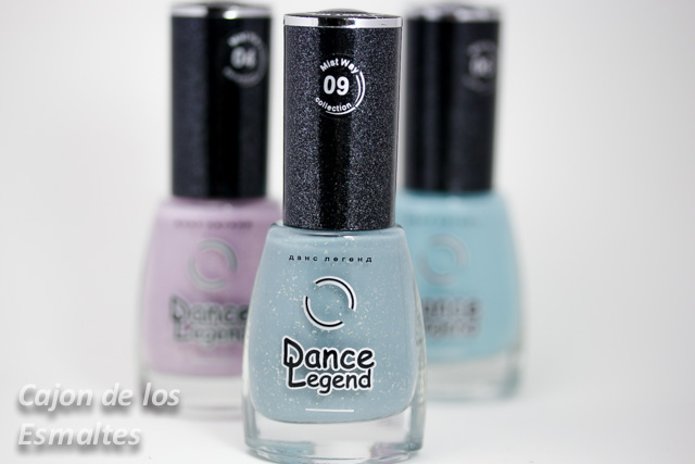 Dance Legend - Colección Mist Way be mine morning dew Hedgehog in the Fog