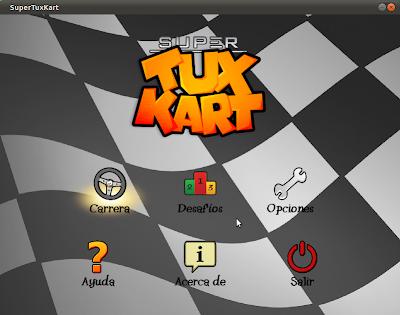 Imagen de SuperTuxKart 0.7