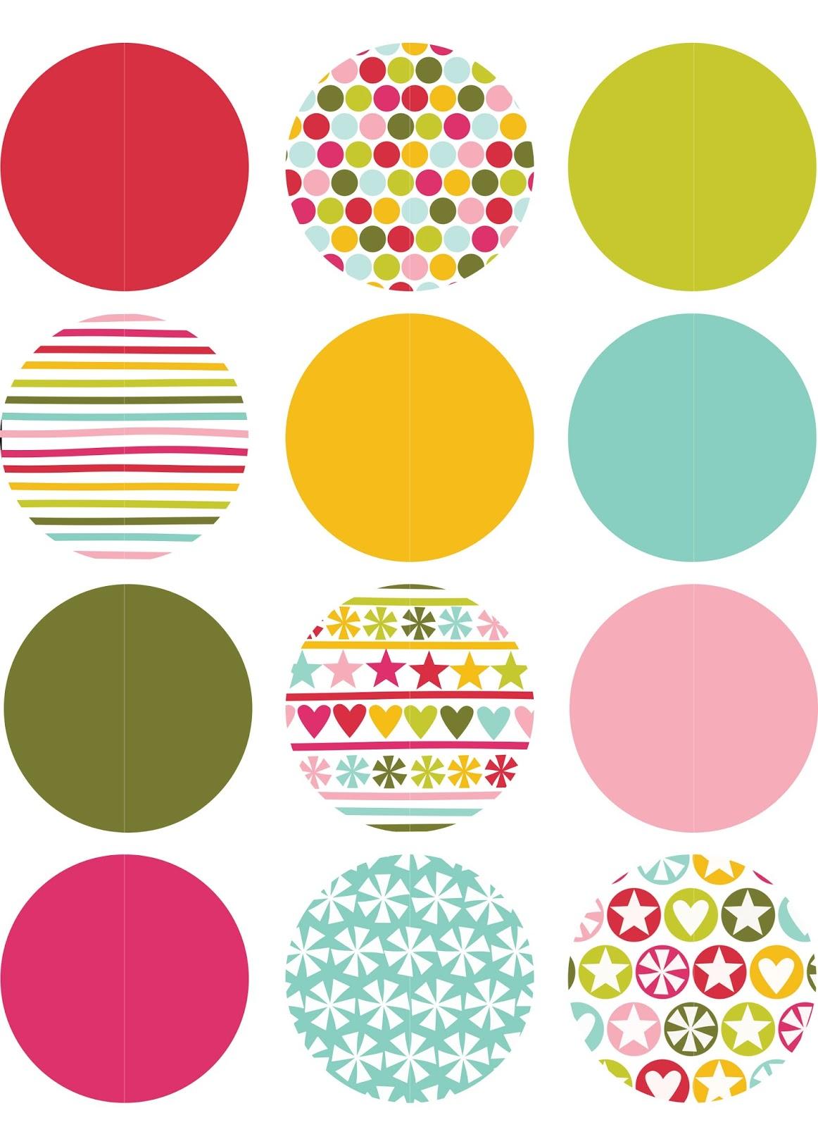 artesanato natalino bolas e estrelas em papel para imprimir e