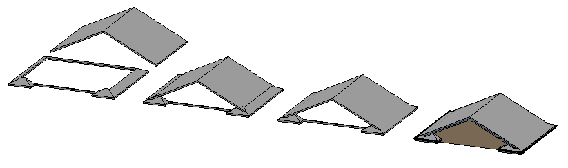 Gable Roof in Revit http://bim4scottc.blogspot.com/2012/02/box-cornice-with-overhang-rake-aka-pork.html