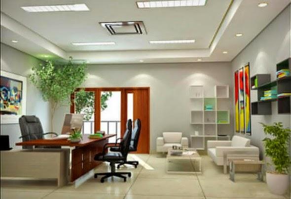 Desain Interior Kantor Travel