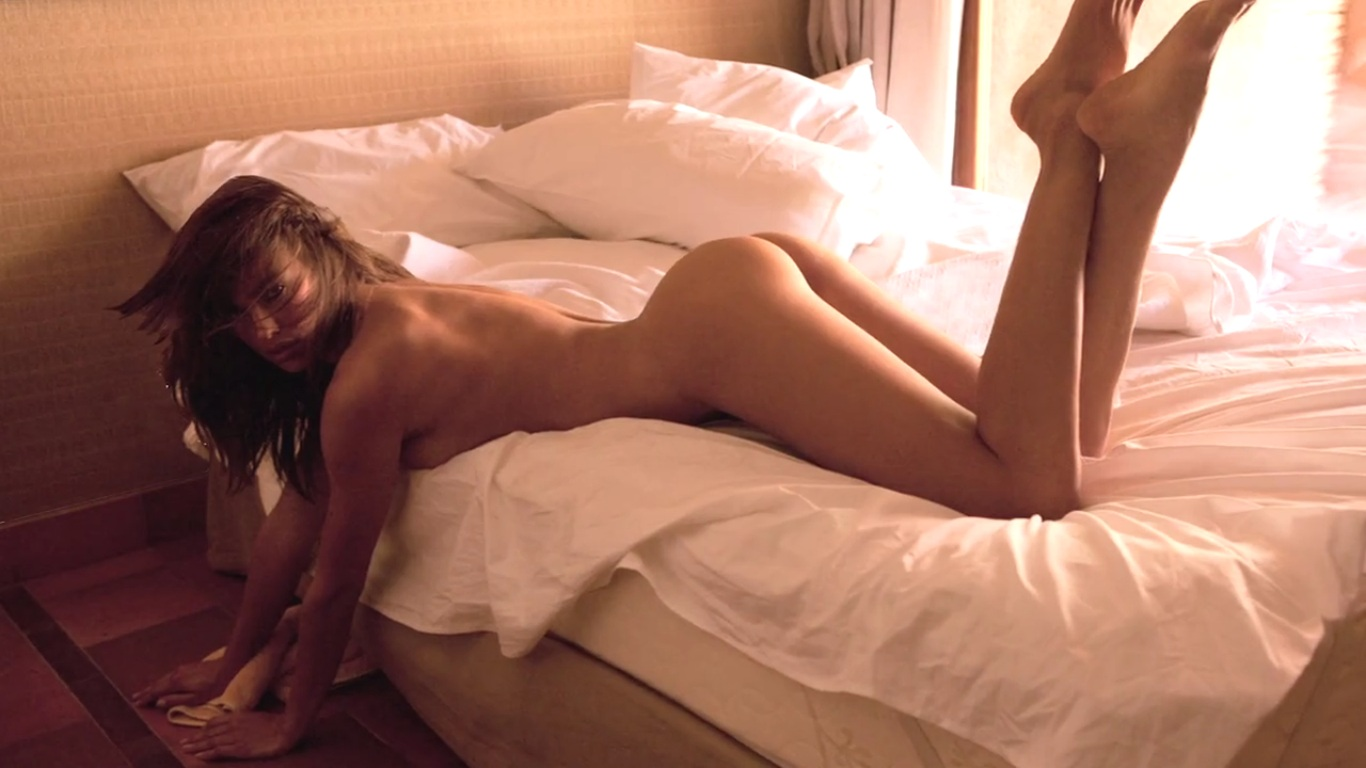 Irina shayk body nude.
