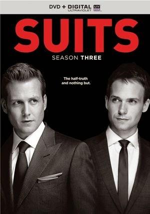 Suits: Season 3  Starring:     Gabriel Macht and Patrick J. Adams