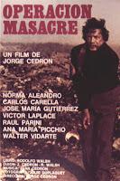 OPERACIÓN MASACRE (Jorge Cedrón, 1972)