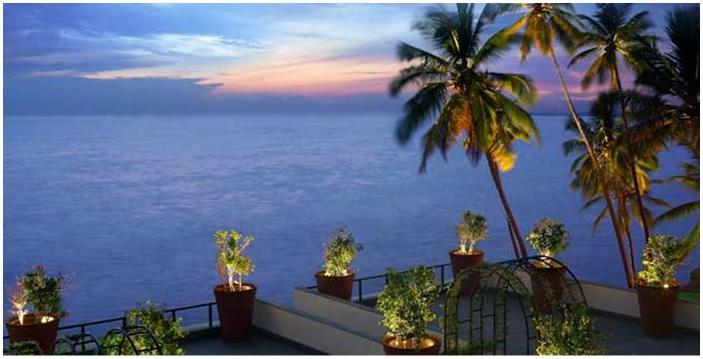 Kerala Beach Hotels