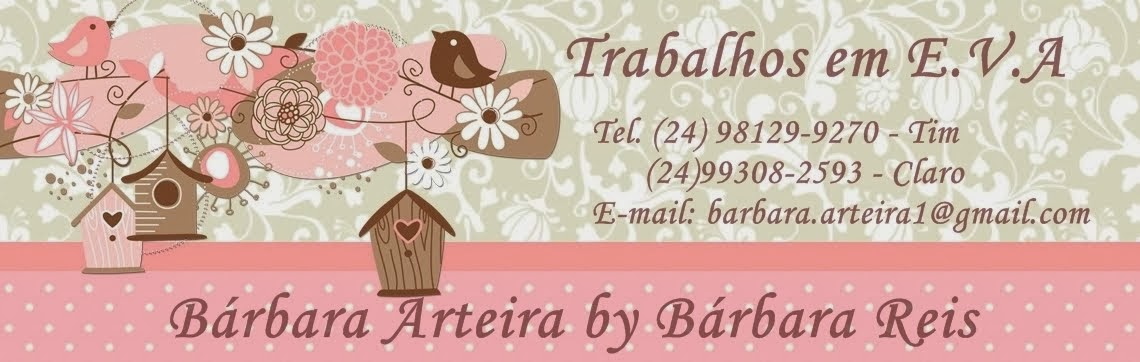 Ateliê Bárbara Arteira by Bárbara Reis