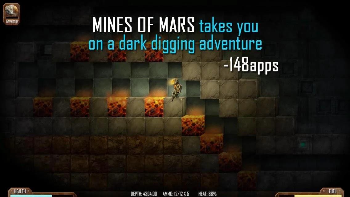 Mines of Mars v1.0800