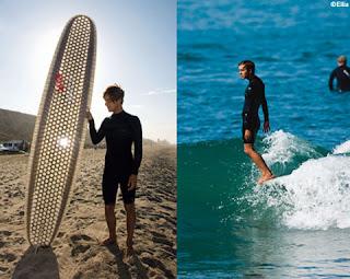 cardboard surf en carton consrtuction surf en carton pate