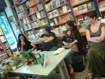 Milano, Libreria Centofiori, 13 giugno 2013, con Luca Crovi, Elisabetta Vergani, Barbara Cavaleri