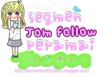 Segmen Jom Follow Reramai by Hany