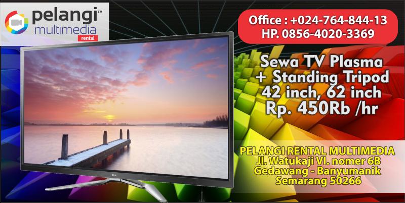 Sewa TV Plasma / 0856-4020-3369