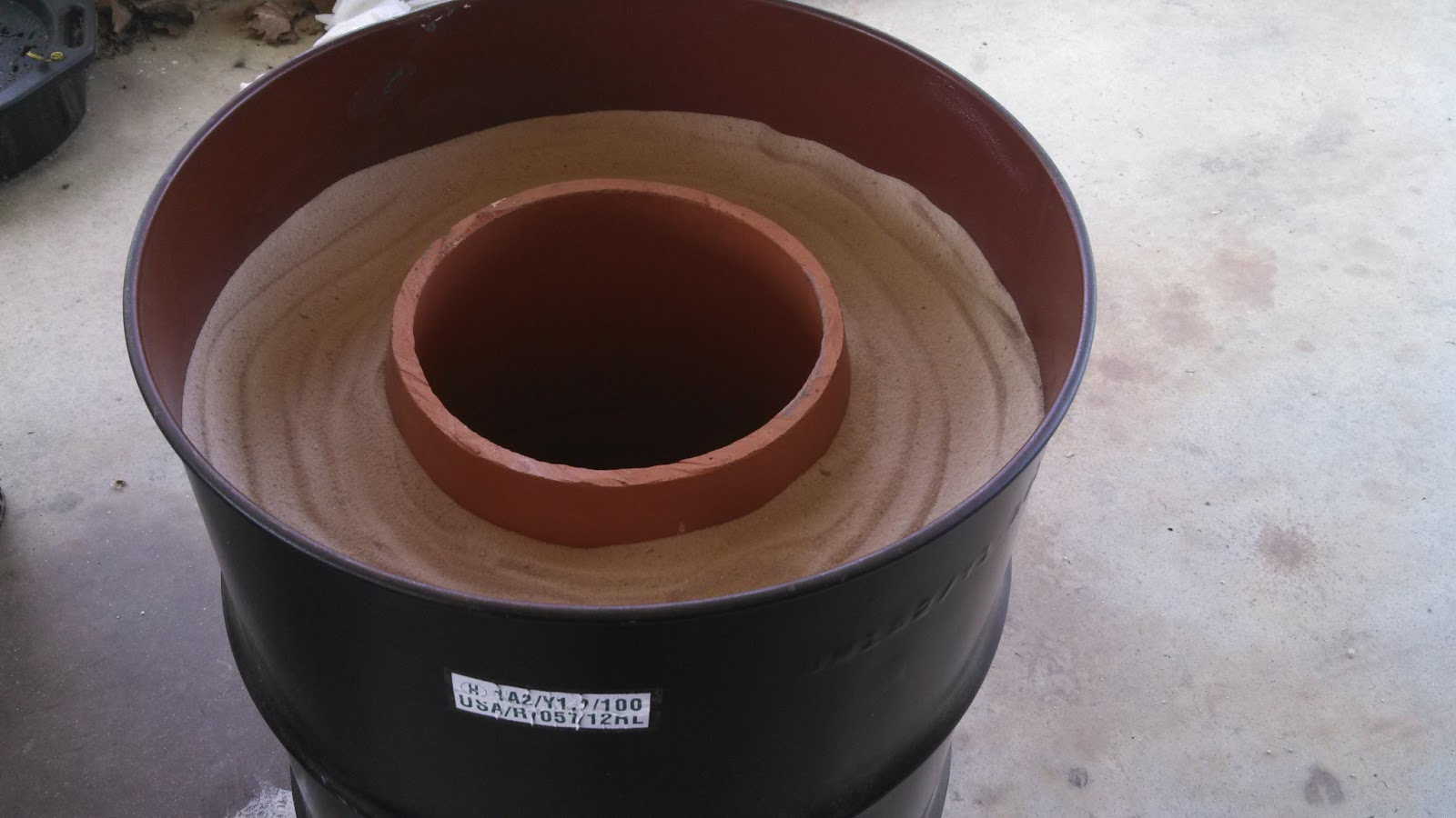 full contact food build your own tandoor oven