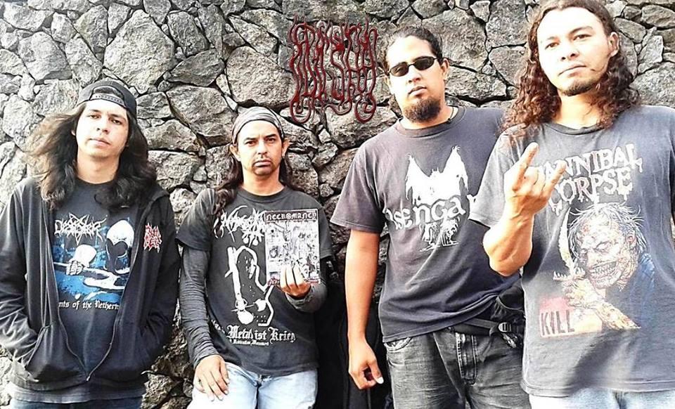 Odosha / Black Metal Venezuela