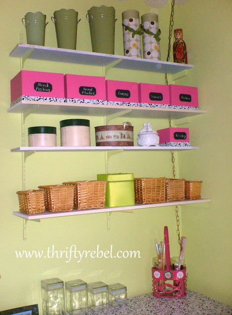 dollar-store-box-makeover-and-craft-room-progress