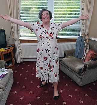 Susan Boyle celebridades musical