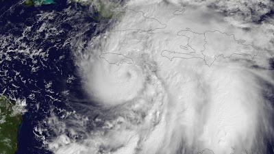 tormenta en el atlántico sandy