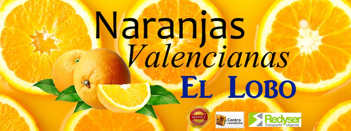 Comprar Naranjas Online - Naranjas El Lobo