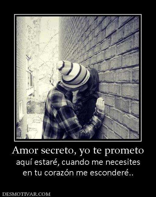 solamente quien tiene un amor secreto sabe la soledad y la nostalgia ...