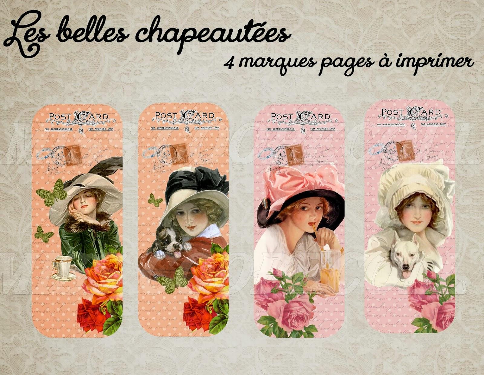 http://www.alittlemarket.com/marque-pages/nouveaute_4_marques_pages_a_imprimer_les_belles_chapeautees_envoi_par_mail-6891183.html
