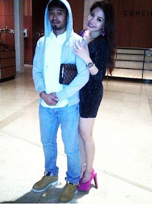zandra dan safiq dating