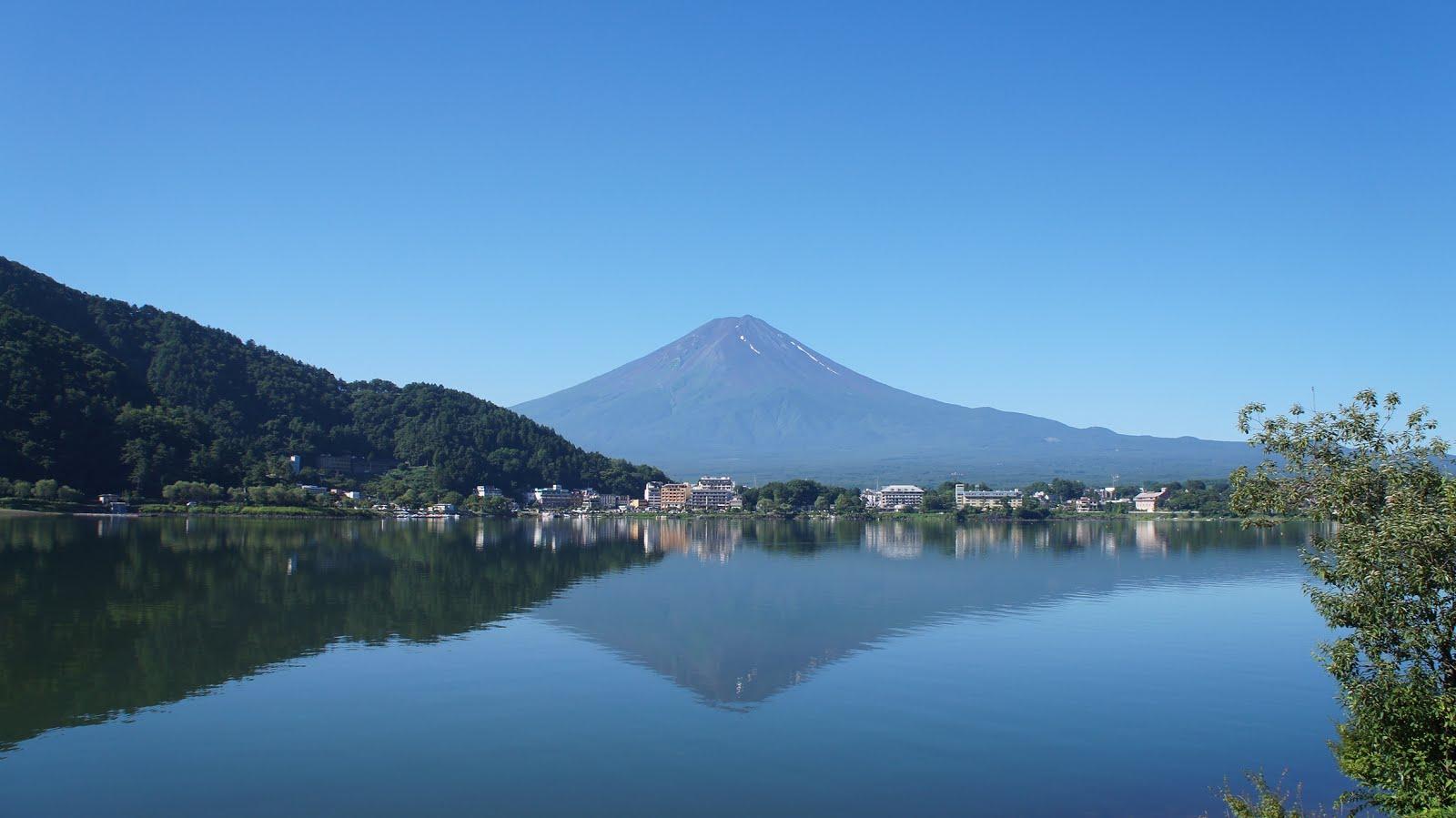 Mount Fuji, Japan, 2015