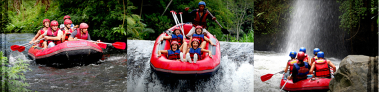 Promo Telaga Waja Rafting Bali