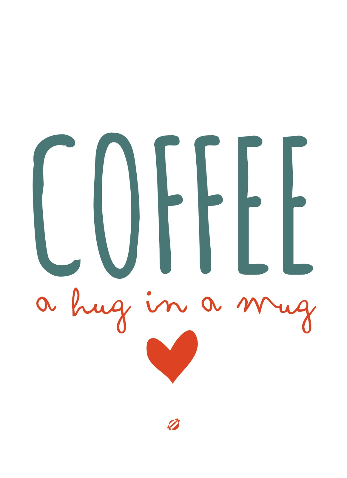 LostBumblebee 2013 COFFEE FREE PRINTABLE