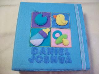 Shexeldetallitos blog de manualidades album de fotos para - Manualidades album de fotos ...