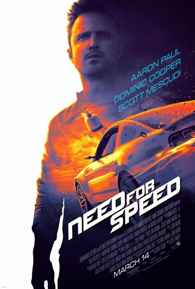 Need for speed (2014) Online