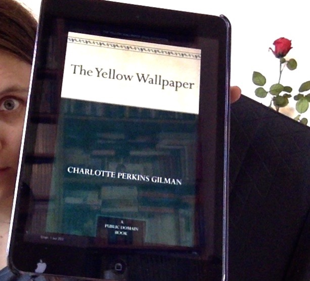 the yellow wallpaper pdf charlotte perkins gilman