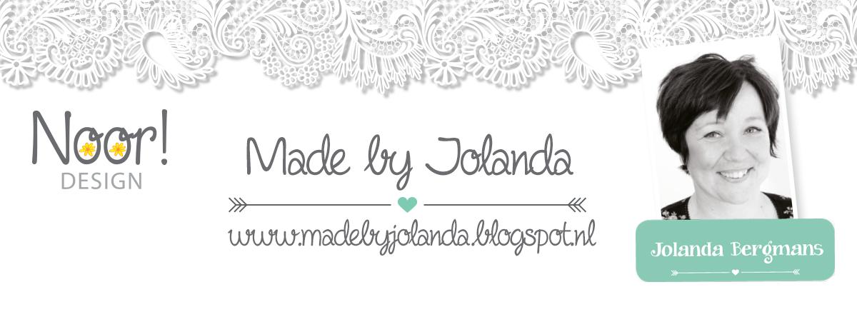 Made by Jolanda