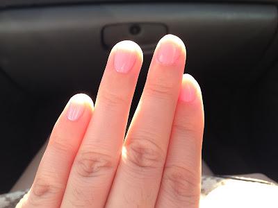 Pink Nail Polish, Pink Nails, I Love Pink Nails