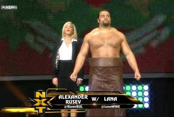 Alexander Rusev Nxt Cheating Wrestl...