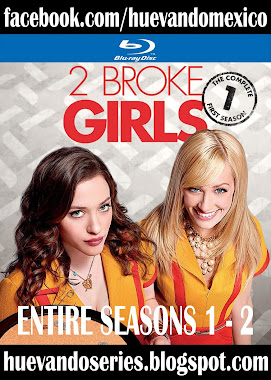 TWO BROKE GIRLS THE ENTIRE SEASON 1