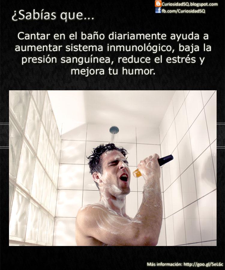 Origen De La Regadera De Baño:Sabías que?: Los Beneficios de Cantar en la Ducha