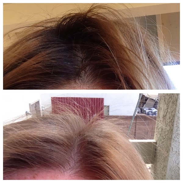 Today My Favorite Day Using Toner To Disguise Your Roots