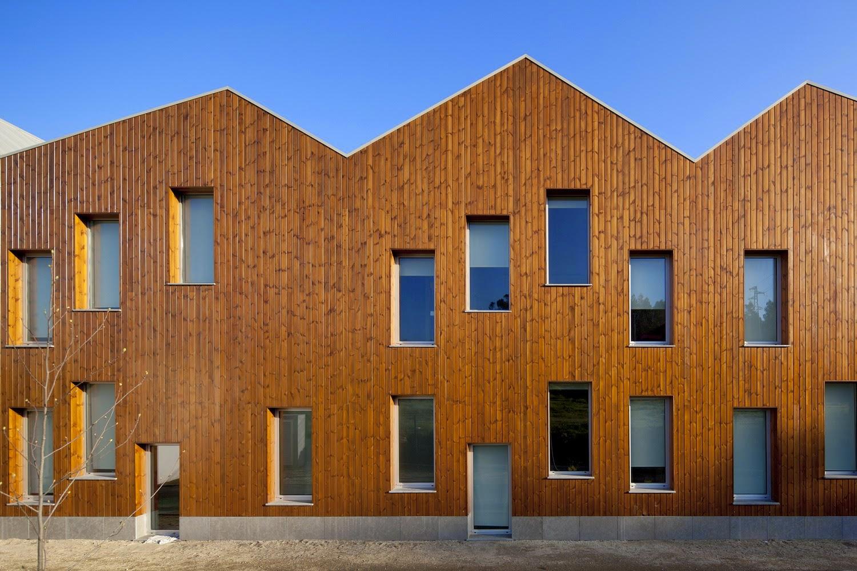 Arquitectura zona cero din mico perfil centro escolar - Maison ribatejo y atelier nuno lacerda lopes ...
