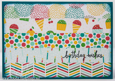 Fast and Fabulous Cards Using Scraps Of Patterned Paper