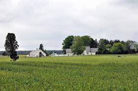 Baksidan av gården