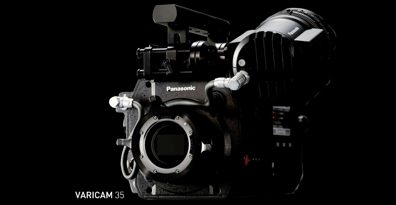 Panasonic VariCam 35 и VariCam HS