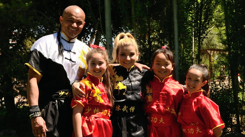 Kung Fu Shaolin y SanDa Boxeo Chino