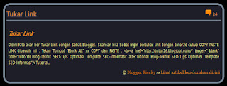 Cara Memasang Total Comment pada Title Post Blog